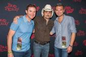 Brad Paisley Hits The West Coast With Tour