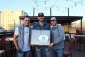 Brett Young Celebrates 'In Case You Didn't Know'