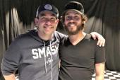 Chris Janson Kicks It With Brent Michaels