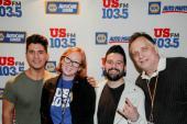 Dan + Shay Hang With WFUS/Tampa
