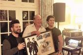Dan + Shay Go For Gold At 'Live At Espo's'