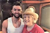 Dylan Scott Hangs In Memphis