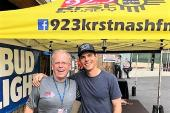 Granger Smith Catches Up With KRST/Albuquerque
