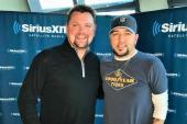 Jason Aldean Hangs At SiriusXM