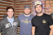 Jason Aldean Chats New Music With 'Ty, Kelly & Chuck'