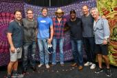 Jason Aldean Jams With Hootie & The Blowfish For Atlanta Show