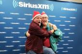 John Berry And Charlie Monk Get In The Christmas Spirit