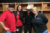 Justin Moore Catches Up With WGKX/Memphis