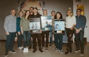 Kane Brown Celebrates RIAA Certifications