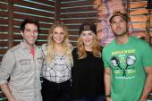 Kelsea Ballerini Chats With 'Ty, Kelly & Chuck'