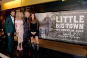 Little Big Town Celebrates New Museum Exhibit