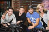 Michael Ray Chats With 'Ty, Kelly & Chuck'