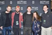 Morgan Wallen Turns Knoxville 'Up Down'