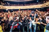 Old Dominion Wraps European Leg Of 'Happy Endings World Tour'