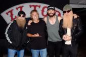 Ryan Kinder Wraps Tour Run With John Fogerty, ZZ Top