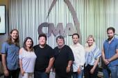 Shenandoah Performs For CMA Staff