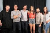Smithfield Visits ABC-TV's Music Lounge
