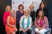 SOURCE Hosts Monthly Luncheon, Honors Seven