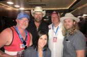 Toby Keith Takes The Stage In Myrtle Beach