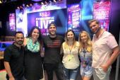 Tyler Rich Hangs With WWKA/Orlando