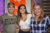 Abby Anderson Talks New EP On 'Ty, Kelly & Chuck'