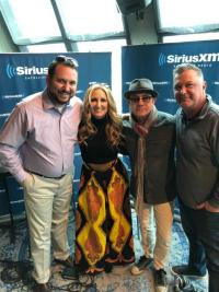 Lee Ann Womack, Bernie Taupin Stop By SiriusXM