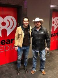 Cale Dodds Continues Radio Tour