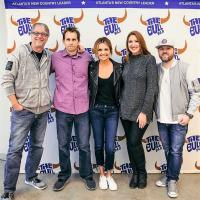 Carly Pearce Hangs With WUBL/Atlanta