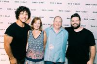 Dan + Shay Catch Up With KSCS/Dallas