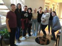 Danielle Bradbery Visits Recording Academy In Nashville