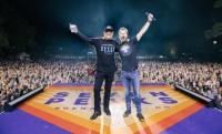Dierks Bentley Hosts First-Ever 'Seven Peaks Music Festival'