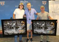 David Lee Murphy, Kenny Chesney Celebrate 'Everything's Gonna Be Alright'