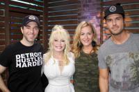 Dolly Parton Chats 'Dumplin'' Netflix Project With 'Ty, Kelly & Chuck'