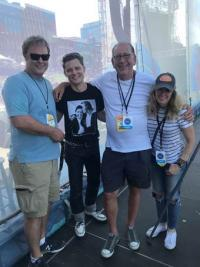 Frankie Ballard Takes On CMA Fest