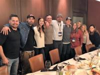 Granger Smith Hangs With Country Radio Friends
