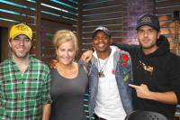 Jimmie Allen Chats 'Mercury Lane' On 'Ty, Kelly & Chuck'