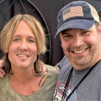 Keith Urban Takes The Stage In Salt Lake City