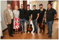 Kip Moore Takes Part In 'ACM Lifting Lives Music Camp'