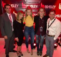 Lauren Alaina Hangs With Beasley Media Group Squad