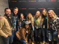 Lindsay Ell Hangs With WIVK/Knoxville