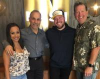 Mitchell Tenpenny Visits NASH Campus