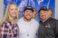 Mitchell Tenpenny Hangs With KUKN/Kelso, WA