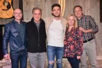 Michael Ray Visits Academy Of Country Music