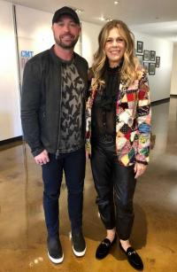 Rita Wilson Chats With Cody Alan