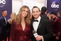 Rita Wilson Chats With 'Taste Of Country Nights'