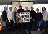 Rodney Atkins Showcases New Music In Nashville