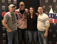 Rodney Atkins Supports St. Jude With WRNX/Springfield