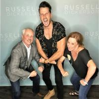 Russell Dickerson, KFDI/Wichita Honor Mark Grantin