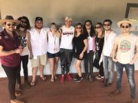 LANCO, Luke Combs, Kane Brown Perform At 'Rib Round Up'