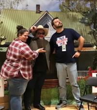 Sundance Head Hangs With WUSJ/Jackson, MS